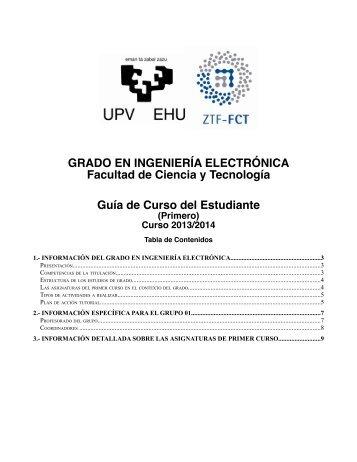 Guía del Estudiante 2013-2014 1º curso ( pdf , 938,53 KB )