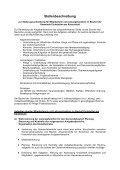 Stellenausschreibung Bauhofmitarbeiter mit Leitungsfunktion - Seite 2