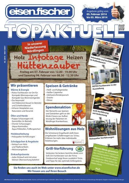 Hüttenzauber - Eisen-Fischer GmbH