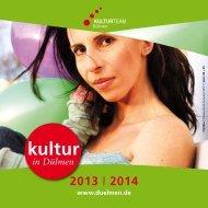 Kulturprogramm - Dülmen