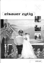 C el§aller zyiig ) - Elsauer Zytig