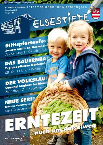Ausstellung & Verkauf - ELSESTIFTE