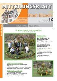 KW12 - Stadt Elzach