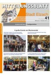 KW41 - Stadt Elzach