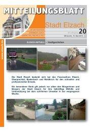 KW20 - Stadt Elzach