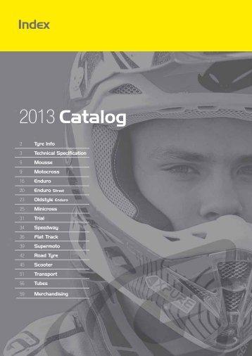 Produktkatalog 2013 - Enduro.de