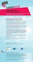 Nordwestdeutscher Contracting-Dialog 2013 - Bremer Energie ...