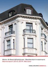 Residential Investment Marktreport 2013 /2014 ... - Engel & Völkers