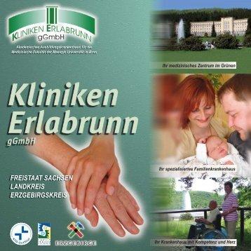 Deutschen - Kliniken Erlabrunn gGmbH