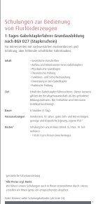 Schulungsprogramm - Seite 7
