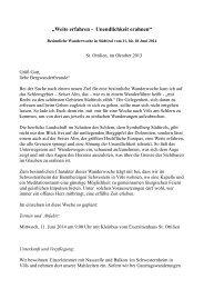 Südtirol 2014.pdf - Erzabtei St. Ottilien