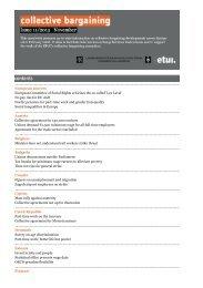 Issue 11/2013 - November - European Trade Union Institute (ETUI)