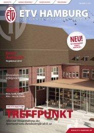 ETV Magazin 4. 2013 - Eimsbütteler Turnverband