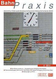 2 · 2013 - Eisenbahn-Unfallkasse