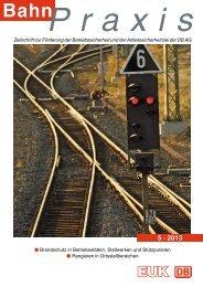 5 · 2013 - Eisenbahn-Unfallkasse