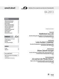 April 2013 - EU-Koordination