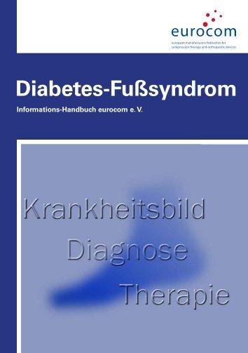 Diabetes-Fußsyndrom - eurocom