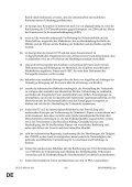 DE DE ENTWURF EINES ZWISCHENBERICHTS - Europa - Page 6
