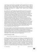 DE DE ENDGÜLTIGER ENTWURF EINES ARBEITSDOKUMENTS - Page 5