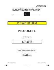 BUR_PV(2013)07-01_DE.pdf