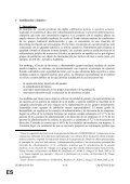 ES ES COMUNICACIÓN A LOS MIEMBROS - Europa - Page 4