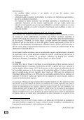 ES ES COMUNICACIÓN A LOS MIEMBROS - Europa - Page 6