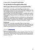 Kollektenplan 2014 - Evangelische Kirche von Westfalen - Page 5