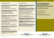 Programm - Evangelische Kirche der Pfalz