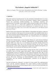 Referat Dr. Uwe Gräbe - Evangelische Kirche der Pfalz