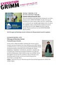 Sommerprogramm - Expedition Grimm - Page 5