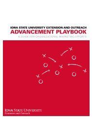 Download the full playbook - Iowa State University Extension and ...