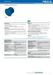 PSE IV 16 - Metal Line Taster - Farnell