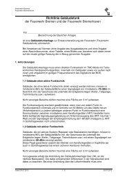Gebäudefunk HB mit BHV Änderungen Stand 30.07.13 Final