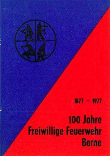 Freiwillige Feuerwehr Berne