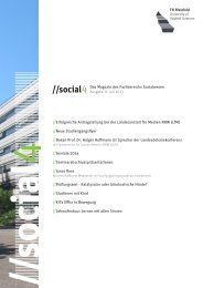 Ausgabe 11 - Juli 2013 - Fachhochschule Bielefeld