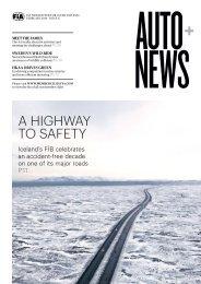 Auto+ News - issue #6 - FIA