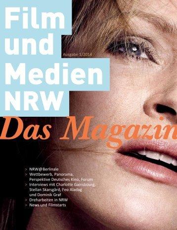 Ausgabe 1/2014 > NRW@Berlinale > Wettbewerb, Panorama ...