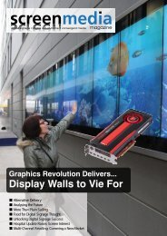 Display Walls to Vie For - AMD FirePro