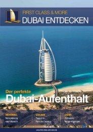 Dubai-Broschüre - First Class & More