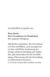 Leseprobe PDF - S. Fischer Verlage