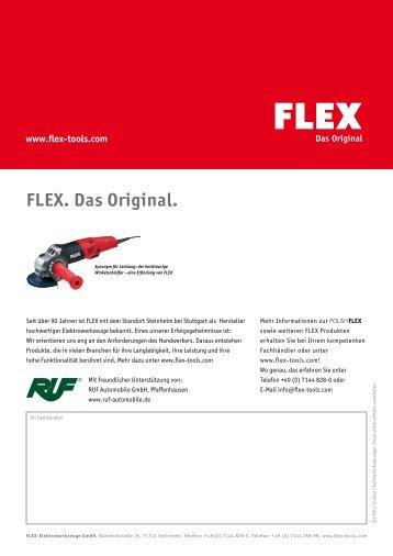 190 free Magazines from FLEX TOOLS COM