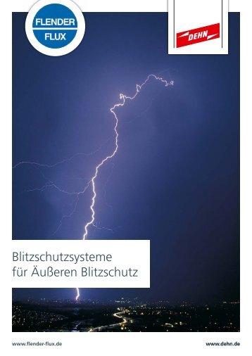 Blitzschutzkatalog - FLENDER-FLUX