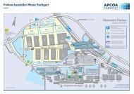 Parkübersicht und Preise - Stuttgart