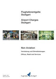 Non Aviation - Stuttgart