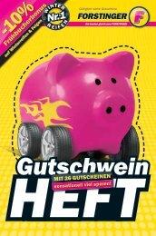 Gutschein - Forstinger