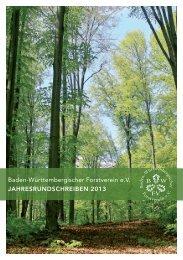 pdf-Datei - Deutscher Forstverein