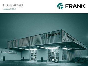 FRANK Aktuell - Frank GmbH