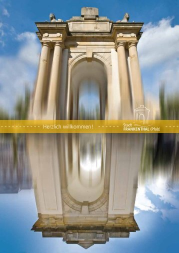 Hier können Sie die Imagebroschüre herunterladen - Frankenthal