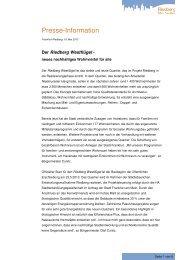 PM Riedberg Westflügel - Frankfurt am Main