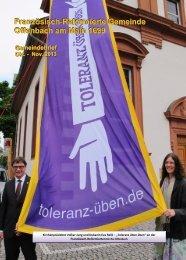 Französisch-Reformierte Gemeinde Offenbach am ... - frgo1699.de